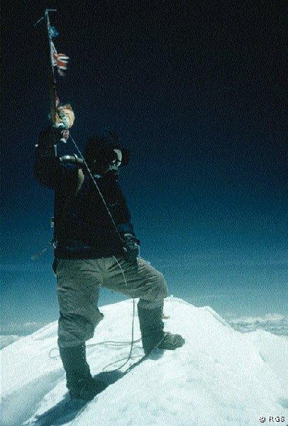 Everest sommet